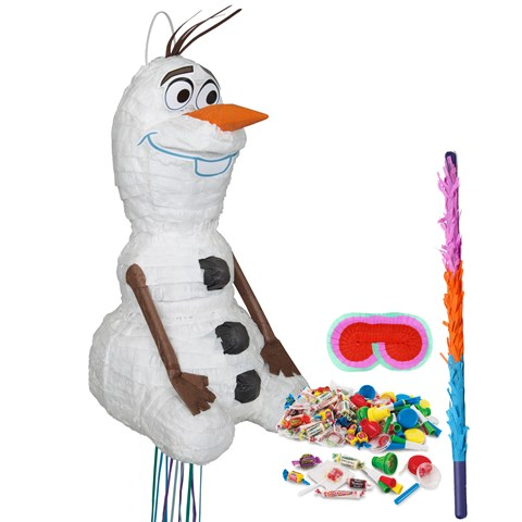 Disney Frozen Olaf 3D Pull-String Pinata Kit