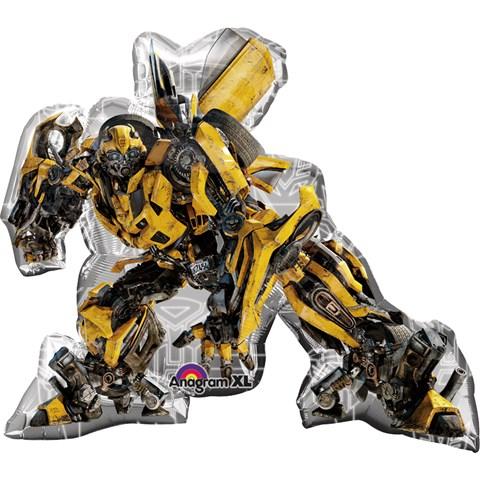 Transformers Bumblebee Jumbo Foil Balloon