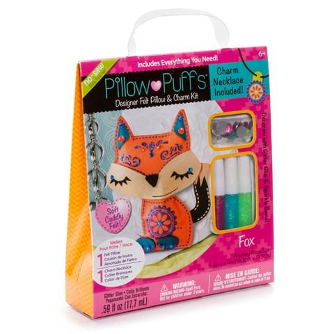 Pillow Puff Designer Fox Kit