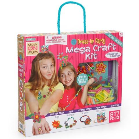 Dress Up Mega Craft Kit