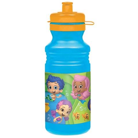 Bubble Guppies 18 oz. Water Bottle