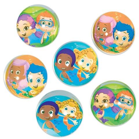 Bubble Guppies Bounce Balls (6)