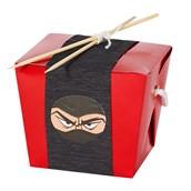D.I.Y. Ninja Warrior Favor Decor for 8