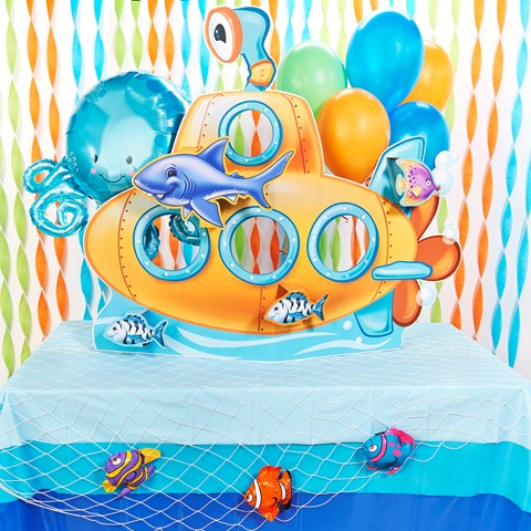 D.I.Y. Sea Life Table Decor