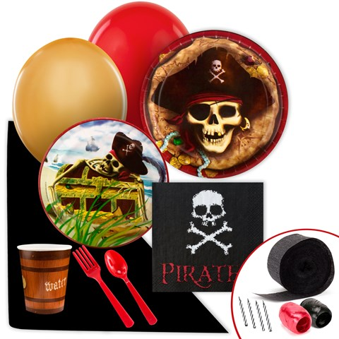 Pirates Value Party Pack