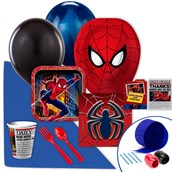 Spider Hero Dream Party Value Party Pack