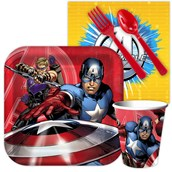 Avengers Assemble Snack Party Pack