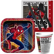 Spider Hero Dream Party Snack Party Pack