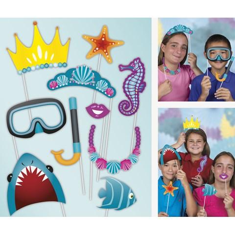 Sea Life Photo Props