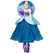 Disney Cinderella 3D Pull-String Pinata