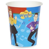 The Wiggles 9 oz. Paper Cups (8)