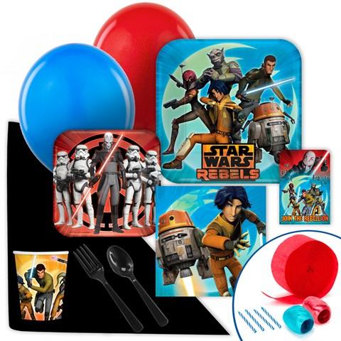 Star Wars Rebels Value Party Pack
