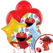 Sesame Street Elmo Balloon Bouquet