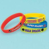 Avengers Assemble Bracelets