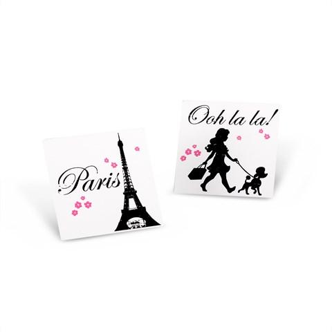 Paris Damask Tattoos (8)