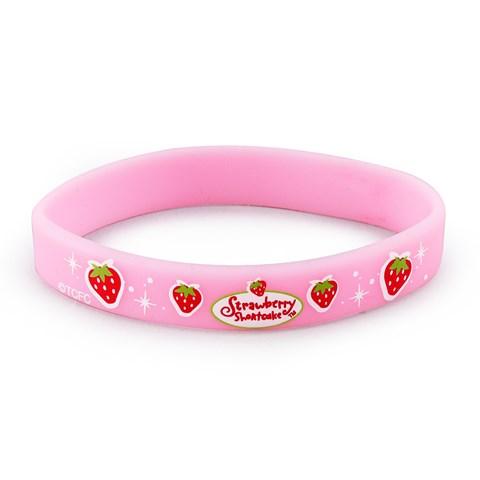 Strawberry Shortcake Rubber Bracelets