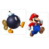 Super Mario Party Tattoos