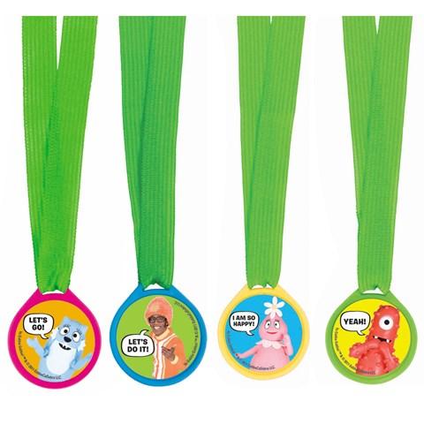 Yo Gabba Gabba! Award Medals