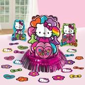 Hello Kitty Rainbow Table Decorating Kit