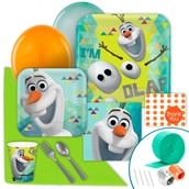 Disney Olaf  Value Party Pack