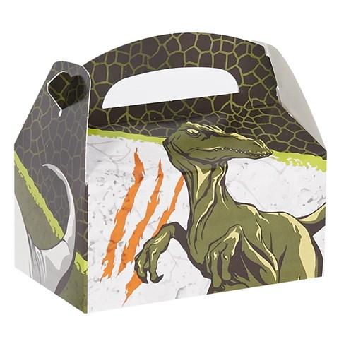 Dinosaurs Empty Favor Boxes