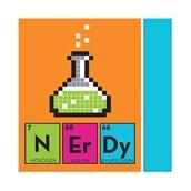 Get Nerdy Beverage Napkins (16)
