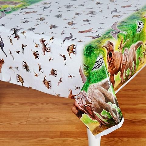 Jurassic World Plastic Tablecover