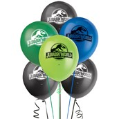 Jurassic World Latex Balloons