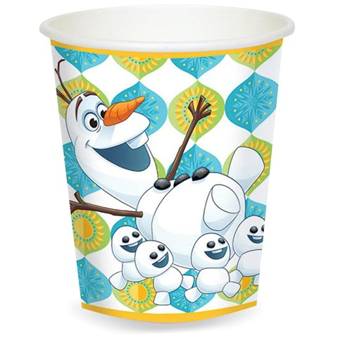 Disney Frozen Fever 9 oz. Paper Cups
