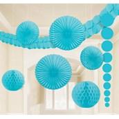 Ocean Blue Paper Decorating Kit