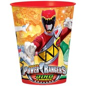 Power Rangers Dino Charge 16 oz. Plastic Cup