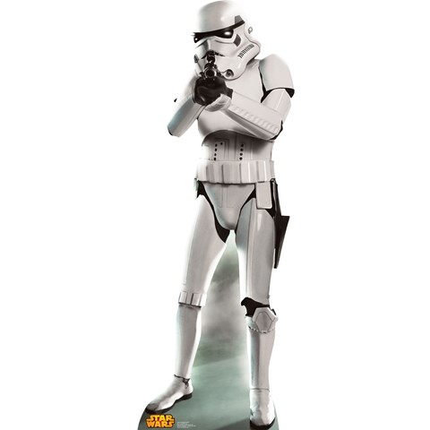 Star Wars Stormtrooper Standup