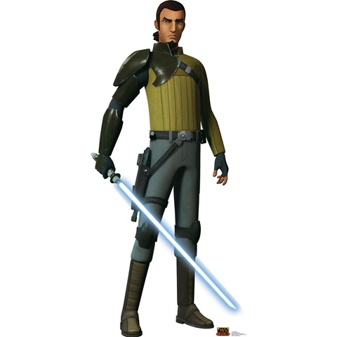 Star Wars Rebels Kanan Jarrus Stand Up