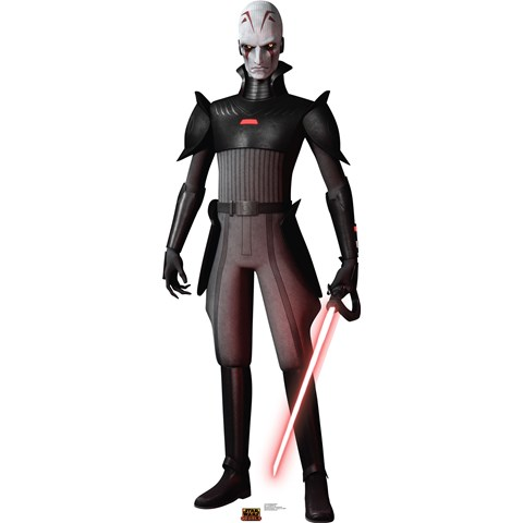 Star Wars Rebels The Inquisitor Stand Up