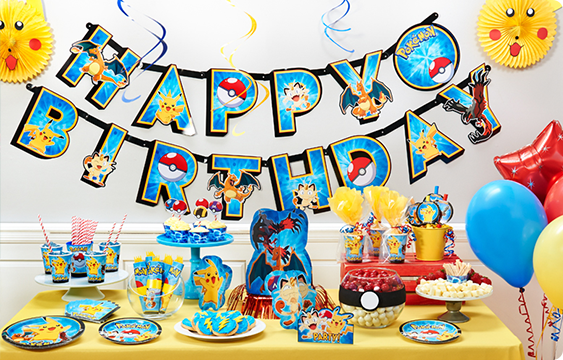 Pokemon Party Personalized Lifestyle Photos