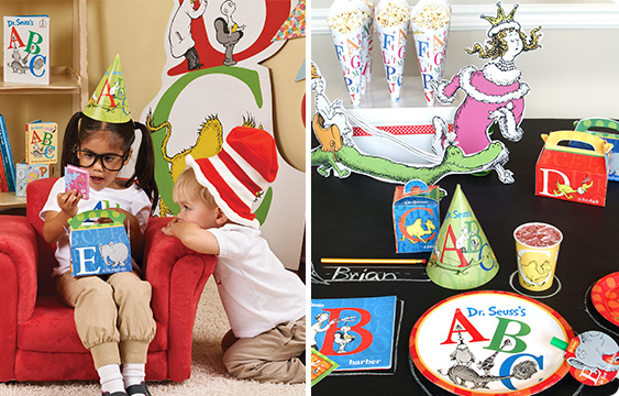 Dr. Seuss ABC Lifestyle Photos