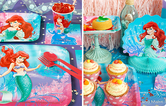 Little Mermaid Sparkle Lifestyle Photos