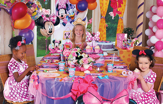 Minni Mouse Dream Party Lifestyle Photos
