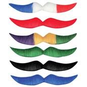 Adhesive Mustache Assortment (1)