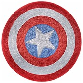 American Dream Glitter Shield For Children