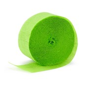 Apple Green (Lime Green) Crepe Paper