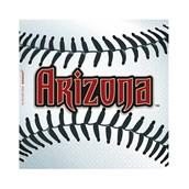 Arizona Diamondbacks Baseball - Beverage Napkins
