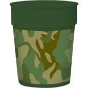 Army Camo 16oz Favor Cup (1)