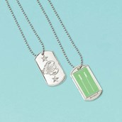 Army Party Dog Tag (12)