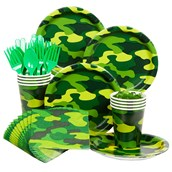 Army Party Snack Party Pack