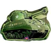 Army Tank Balloon (each)