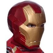 "Avengers 2 - Age of Ultron: Boys ""Mark 43"" Iron Man 2 Piece Mask"