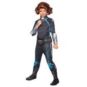 Avengers 2 - Age of Ultron: Deluxe Black Widow Kids Costume