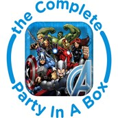 Avengers Assemble Party in a Box