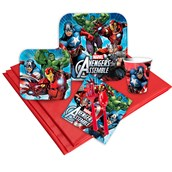 Avengers Assemble Party Pack